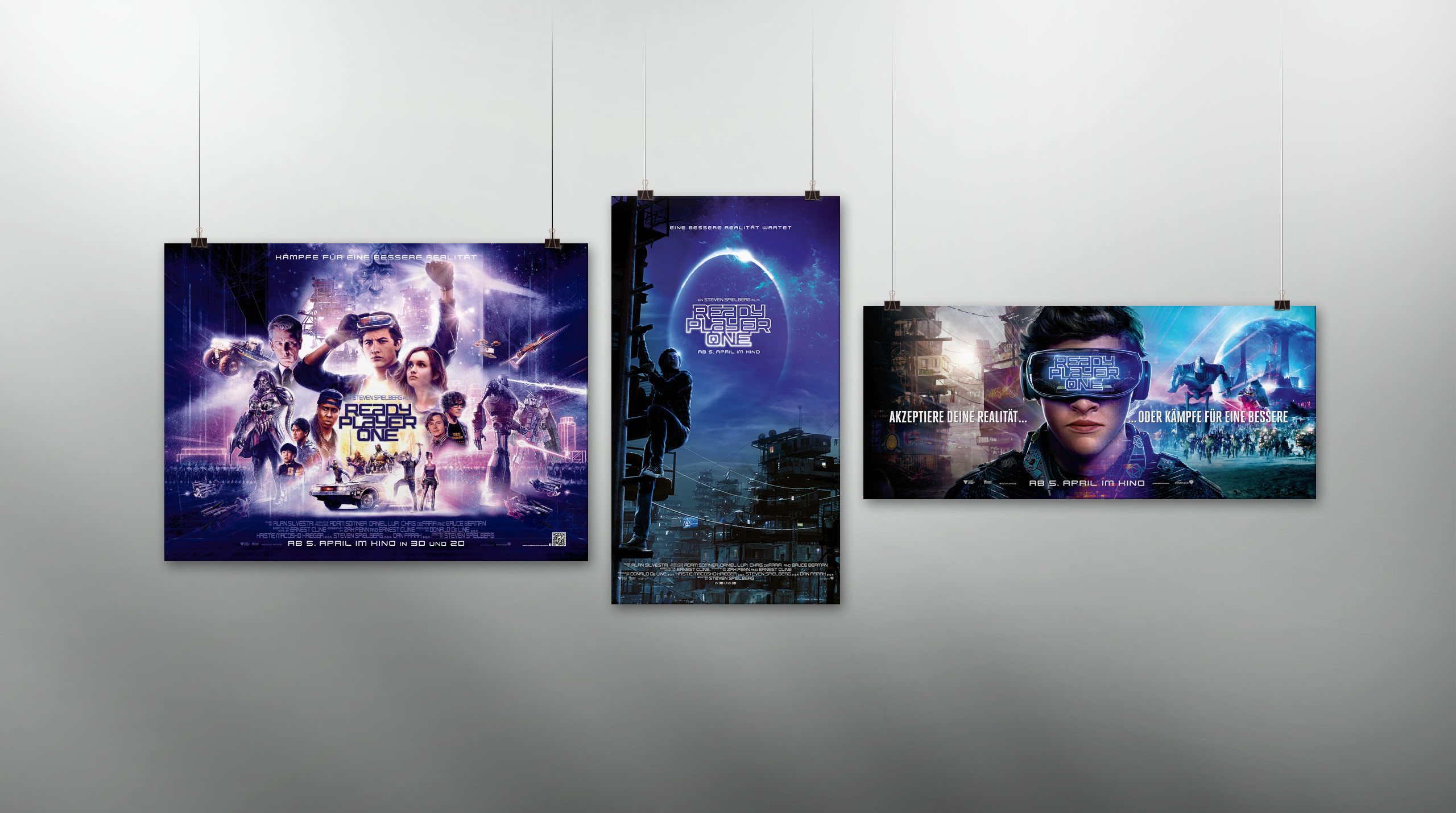 Warner Bros. Entertainment Ready Player One