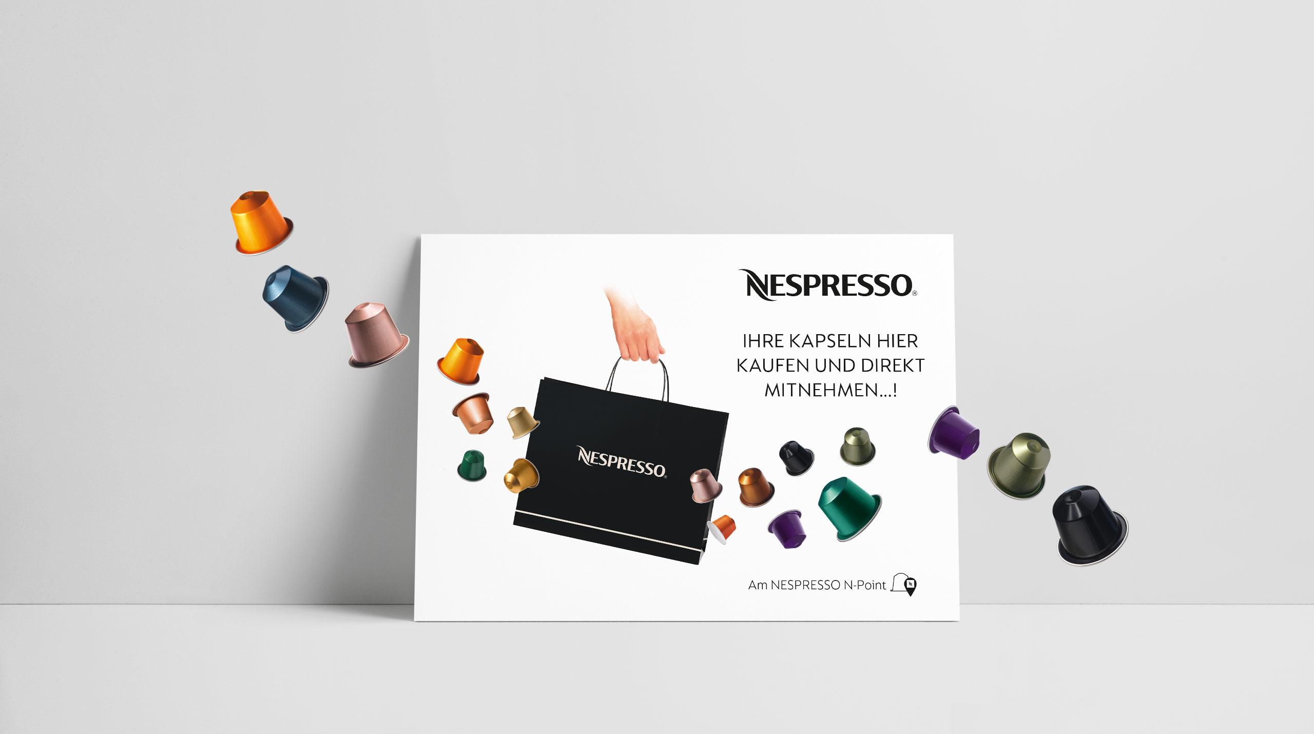 Nespresso – N-Point