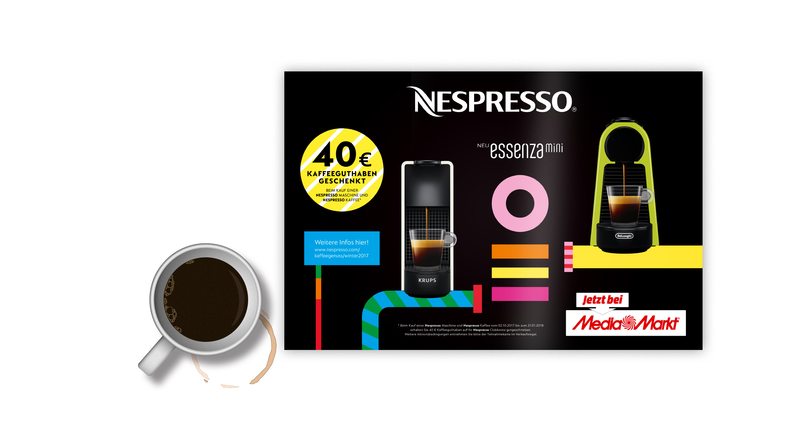 Nespresso N-Point Year End Promotion 2017