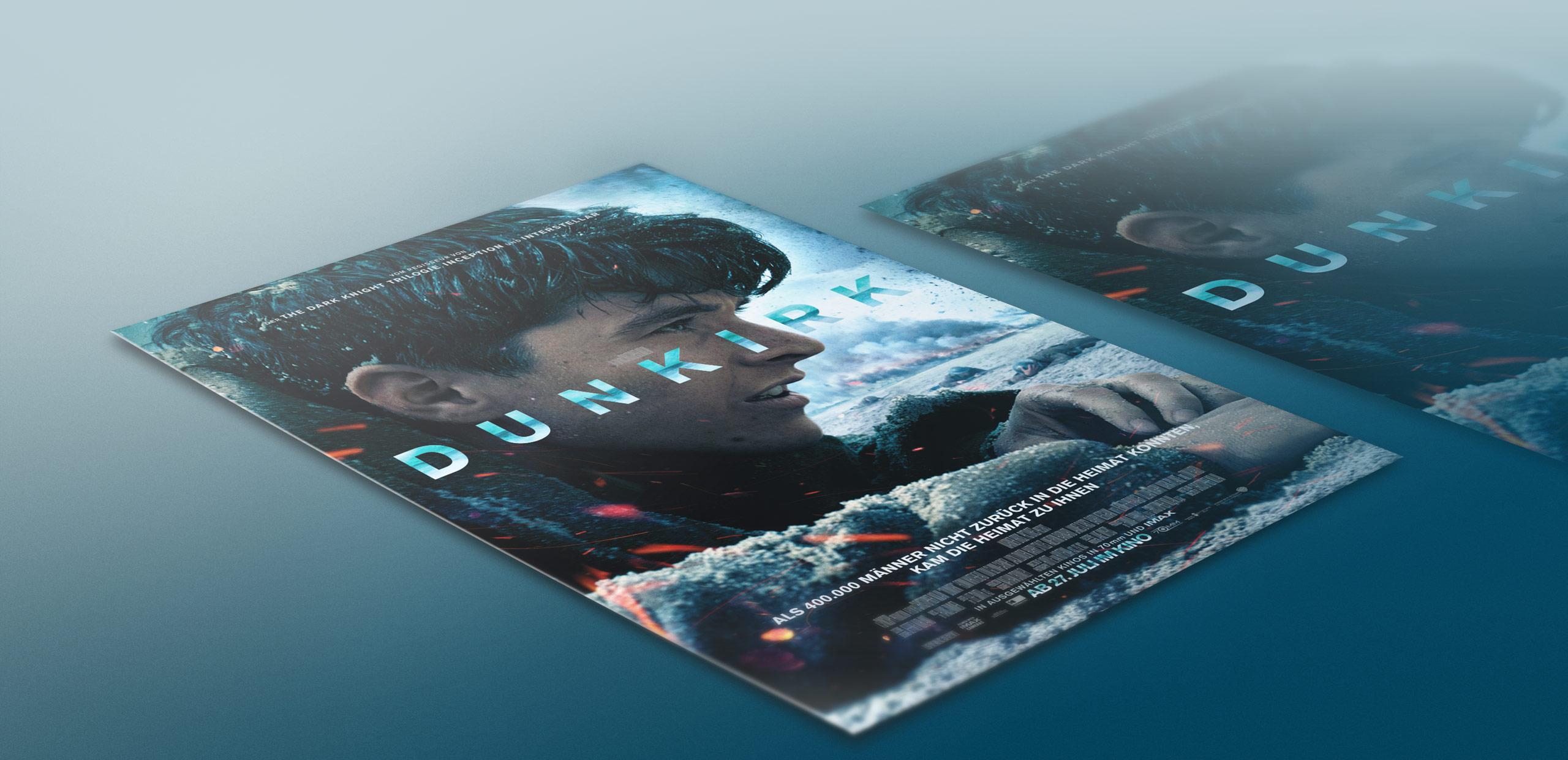 Warner Bros. – Dunkirk Plakat